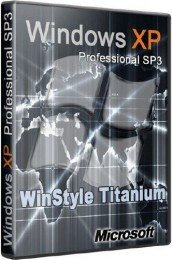Windows XP Pro SP3 VL WinStyle Titanium SATA RAID SCSI (х64) (11.03.2011)