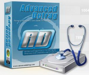 Advanced Defrag 4.5 (2010) Eng + Rus (русификатор)