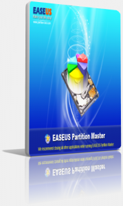 EASEUS Partition Master 6.0.1 Professional Edition (2010) Английский