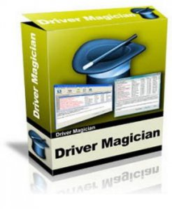 Driver Magician v3.5 + Portable (2010) Русский присутствует