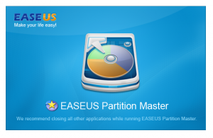 EASEUS Partition Master Professional Edition 9.1.1 (2012) Английский