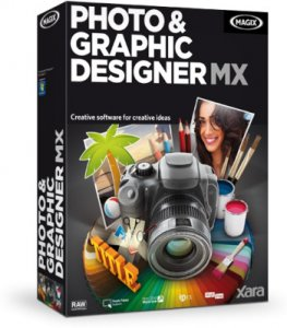 Xara Photo & Graphic Designer MX 8.1.2.23228 Final (2012) Английский