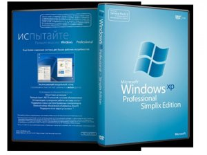 Windows XP Pro SP3 VLK Rus simplix edition (x86) 20.10.2012