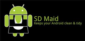 SD Maid - System cleaning tool 2.0.2.3 [Android 1.6+, RUS/ENG]
