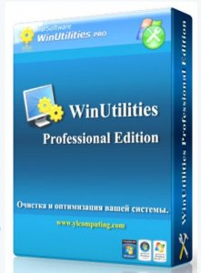 WinUtilities Professional Edition 10.62 RePack by Loginvovchyk (2013) Русский