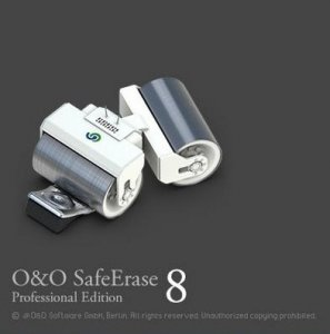 O&O SafeErase Professional 8.0 Build 130 RePack by D!akov [Rus/Eng]