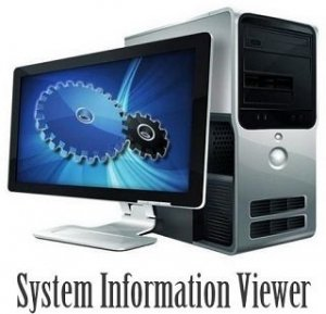 SIV - System Information Viewer 5.50 (2020)