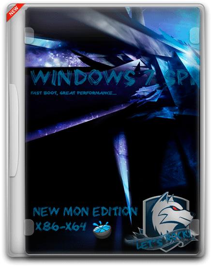 Windows 7 Ultimate SP1 (x86-x64) by Loginvovchyk v.6.1.760 ...