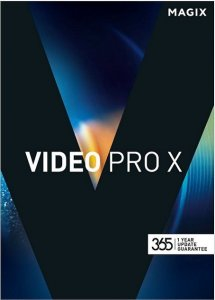 MAGIX Video Pro X8 15.0.2.72 (x64) + Content (2016)