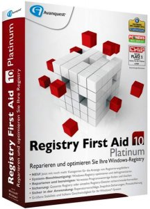 Registry First Aid Platinum 10.1.0 Build 2298 / Portable by punsh / ~multi-rus~