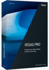 MAGIX Vegas Pro 14.0 Build 270 RePack by D!akov [Ru/En]