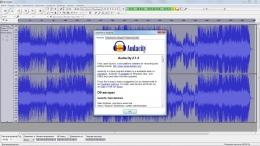 Audacity 2.4.0 (2020) звуковой редактор для Windows, Mac OS X, GNU/Linux