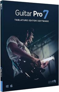 Guitar Pro 7.5.4 Build 1799 + Soundbanks 1.1.123 профессиональный редактор партитур для гитары